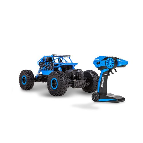 World Tech Toys Conqueror 1:18 4x4 RC Rock Crawler