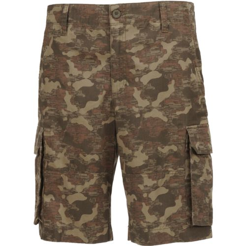 Magellan Outdoors Men's Del Rio Printed Cargo Short