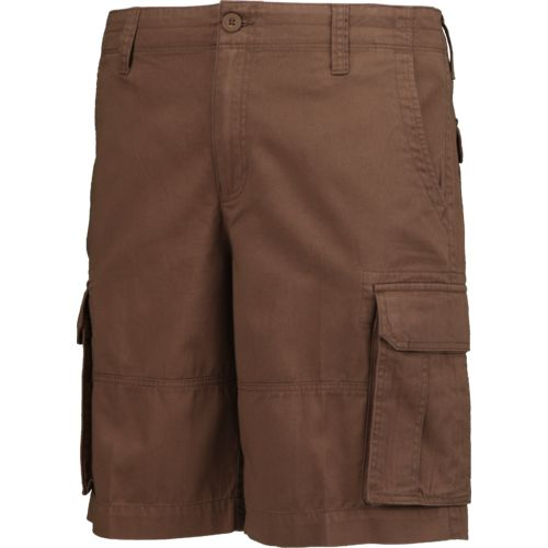 Magellan Outdoors Men's DelRio Solid Slub Cargo Short