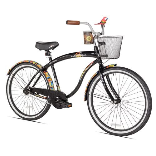 KENT Men's Margaritaville 26' First Look Cruiser Bicycle