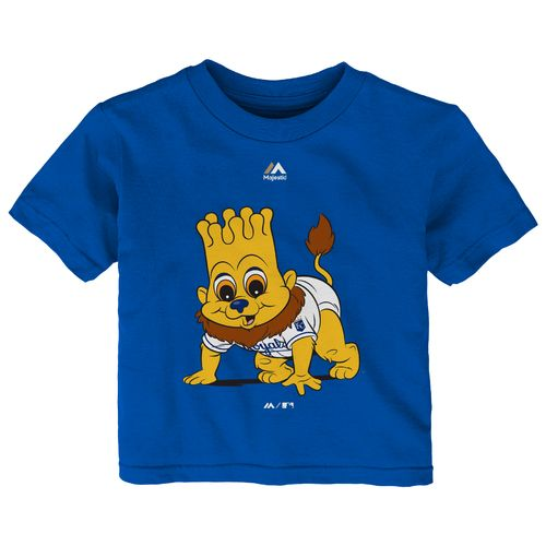 MLB Infants' Kansas City Royals Mascot T-shirt
