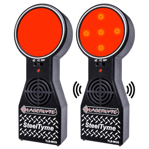 LaserLyte Steel Tyme Laser Trainer Targets 2-Pack - view number 1