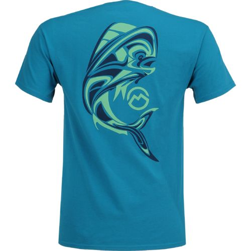 Display product reviews for Magellan Outdoors Men's Aztec Dolphin Pocket T-shirt