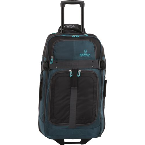 Magellan Outdoors 27 in Upright Rolling Duffel Bag