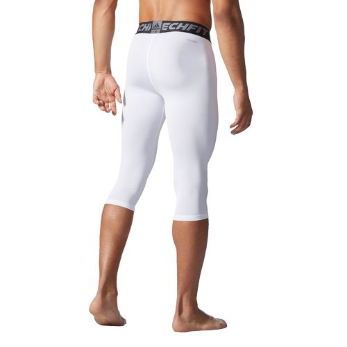 adidas Men's techfit 3/4 Compression Tight
