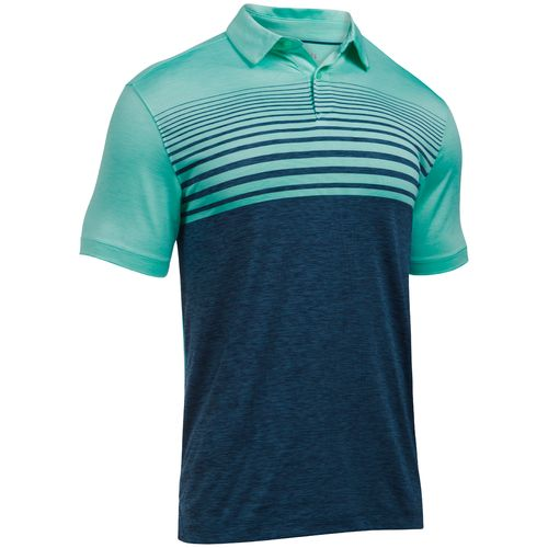 Under Armour Men's CoolSwitch Upright Polo Shirt
