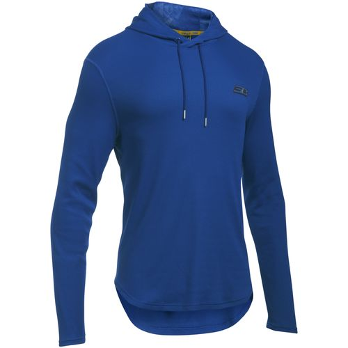 Under Armour Men's SC30 Thermal Long Sleeve Hooded Basketball Shirt - view number 1