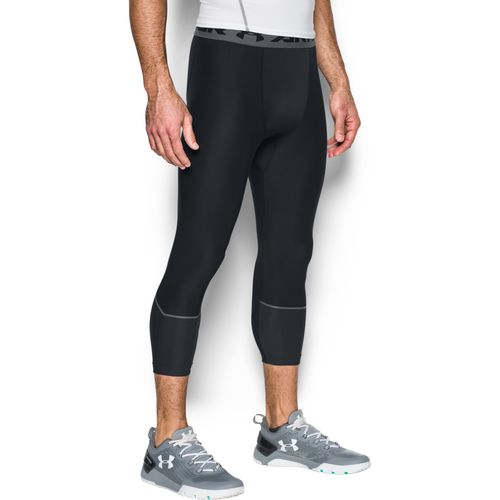 Under Armour Men's HeatGear Armour Gradient Logo 3/4 Length Legging