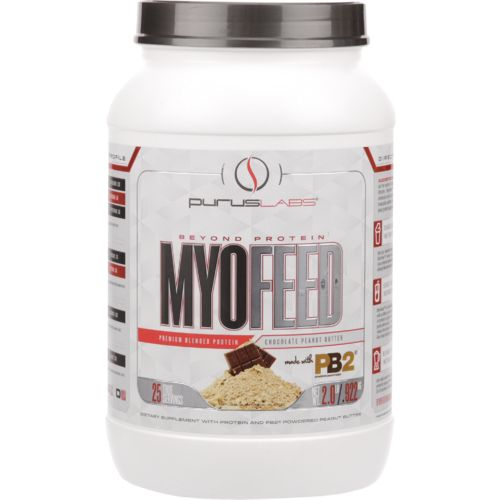 Purus Labs Myofeed PB2 Chocolate Protein Supplement - view number 1