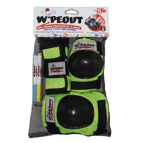 Wipeout™ Kids' Dry-Erase Protective Pad Set