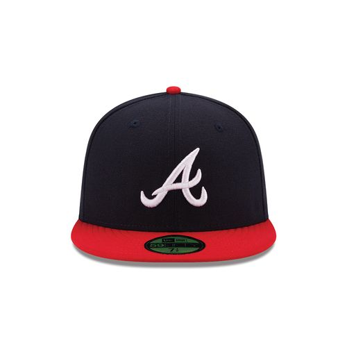 New Era Men's Atlanta Braves On-Field Authentic Collection 59FIFTY Cap - view number 4