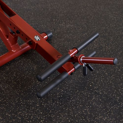 Body-Solid Best Fitness Semi-Recumbent Ab Bench - view number 2
