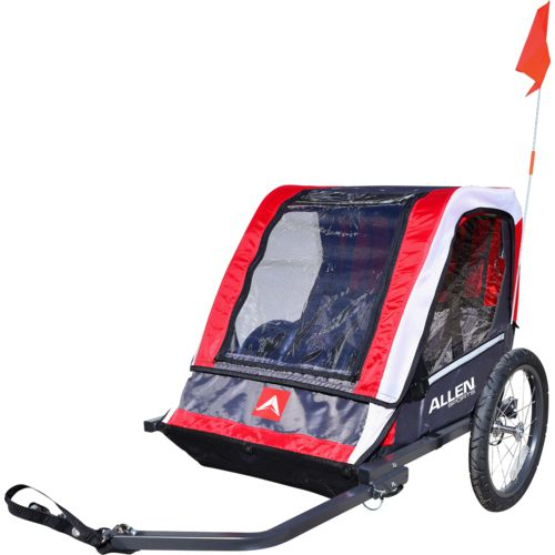Allen Sports 2-Child Bicycle Trailer - view number 2