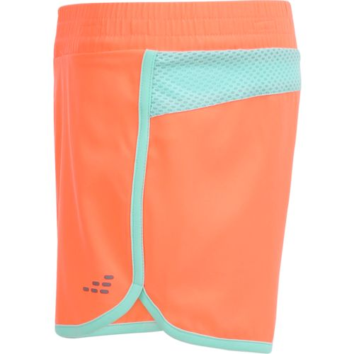 BCG Girls' Colorblock Moisture Wicking Running Short - view number 5