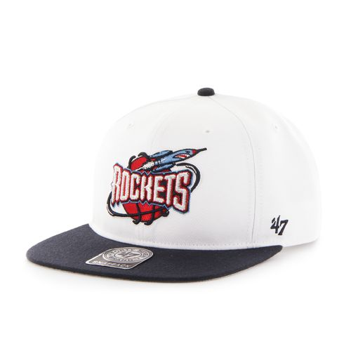 '47 Houston Rockets Sure Shot 2-Tone Captain Cap