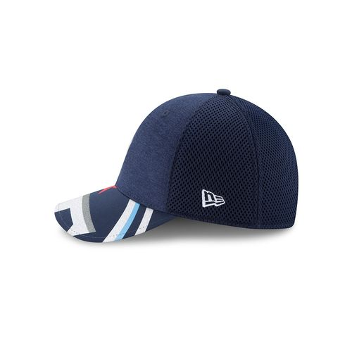 New Era Men's Tennessee Titans 39THIRTY NFL17 On Stage Cap - view number 4