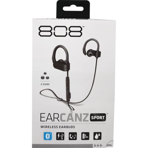808 Audio EAR CANZ Sport Wireless Earbuds - view number 1