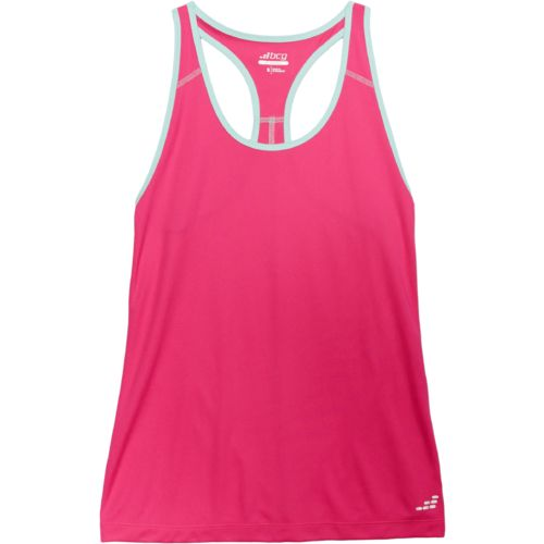 BCG Women's Racerback Solid Tech Tank Top - view number 4