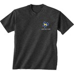 New World Graphics Men's McNeese State University Flag Glory T-shirt - view number 2