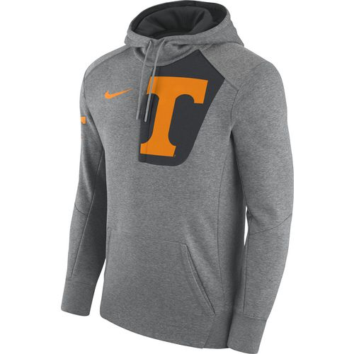 Nike Men's University of Tennessee Fly Fleece Pullover Hoodie