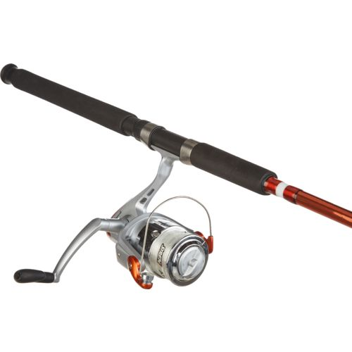 Shakespeare Catch More Fish 7 ft Catfish Spinning Rod and Reel Combo - view number 5