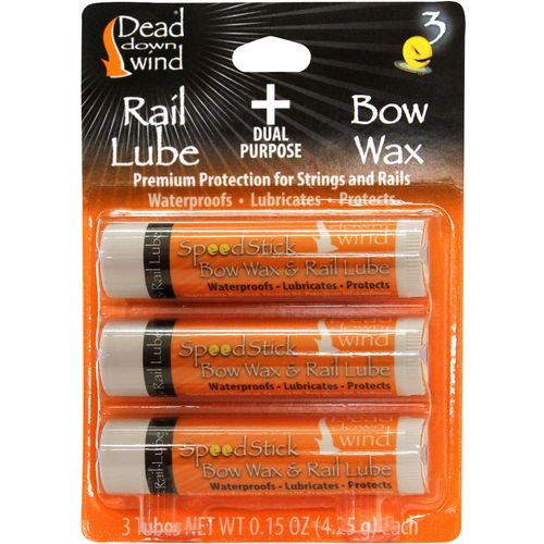Dead Down Wind Rail Lube/Wax 3-Pack - view number 2