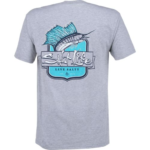 Salt Life Men's Sailfish Tribe Short Sleeve T-shirt