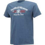 Smith & Wesson Men's Arched Stars and Bars Short Sleeve T-shirt - view number 3