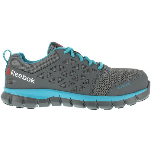 Reebok Women's SubLite Cushion Alloy Toe Work Shoes