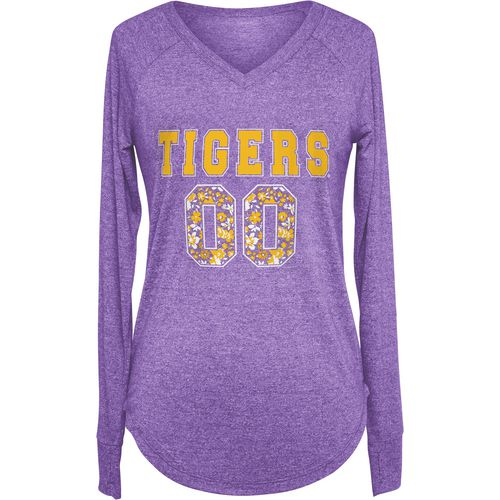 Chicka-d Women's Louisiana State University Favorite Long Sleeve T-shirt