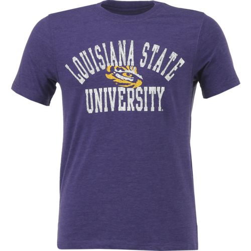 Colosseum Athletics Men's Louisiana State University Vintage T-shirt