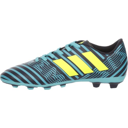 adidas Boys' Nemeziz 17.4 FxG J Soccer Cleats