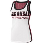 G-III for Her Women's University of Arkansas Opening Day Mesh Tank Top - view number 1