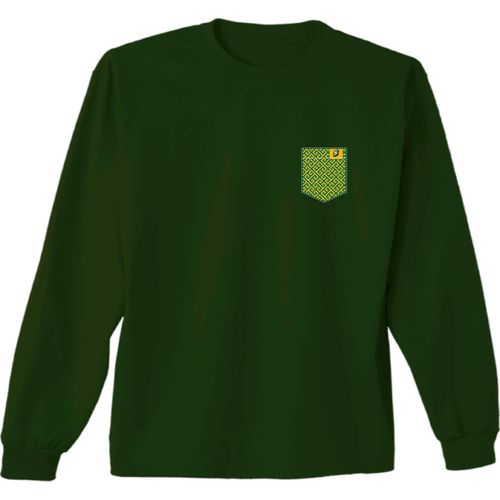 New World Graphics Women's Southeastern Louisiana University Faux Pocket Long Sleeve T-shirt - view number 2