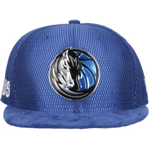 New Era Men's Dallas Mavericks 9FIFTY On Court Cap