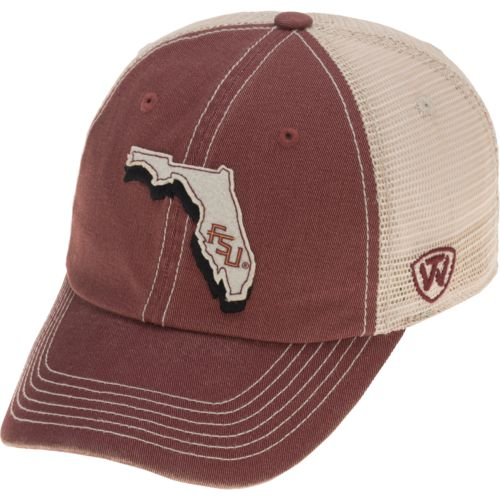 Top of the World Men's Florida State University United 2-Tone Adjustable Cap - view number 2