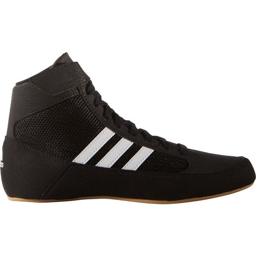 adidas Boys' HVC 2 Laced Wrestling Shoes - view number 3