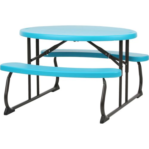 Lifetime Children's Oval Picnic Table - view number 1
