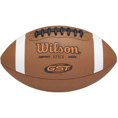Display product reviews for Wilson GST Composite TDJ Junior Football