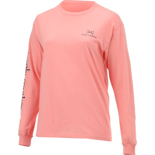 Simply Southern Women's Long Sleeve Live T-shirt - view number 3