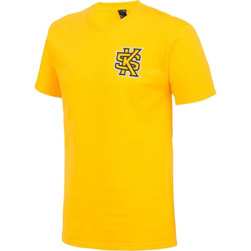 New World Graphics Men's Kennesaw State University Stripe Nation T-shirt - view number 3