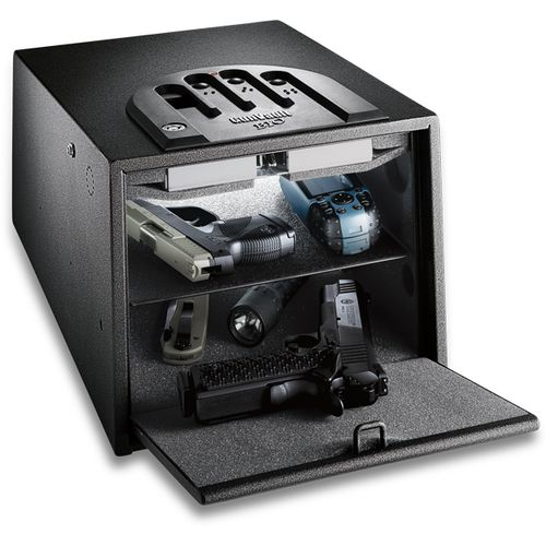 Display product reviews for GunVault MultiVault Biometric GVB 2000 Gun Safe