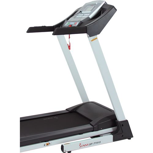 Sunny Health & Fitness Smart Treadmill with Auto Incline - view number 2