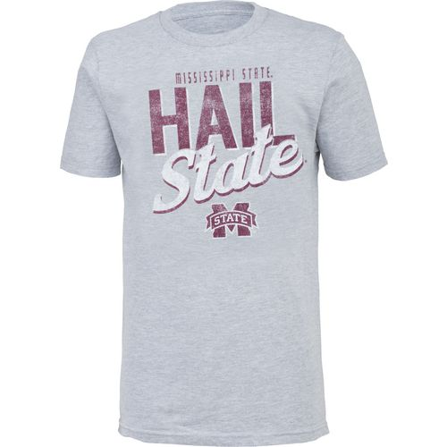 Gen2 Boys' Mississippi State University Rally Antheme T-shirt