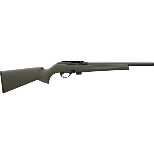 Remington Model 597 Heavy Barrel .22 LR Semiautomatic Rifle