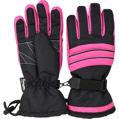 Magellan Outdoors Girls' Taslon Ski Gloves