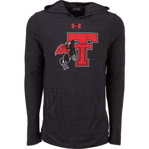 Under Armour Men's Texas Tech University Vault Triblend Hoodie