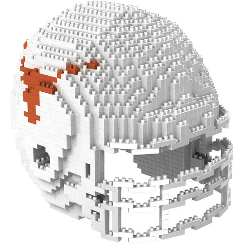 Forever Collectibles University of Texas 3-D BRXLZ Helmet Puzzle