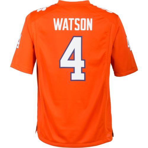 Nike Men's Clemson University Deshaun Watson 4 Player Jersey