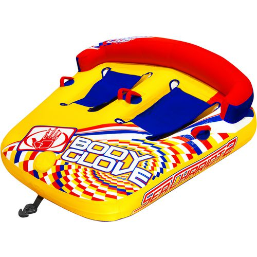 Body Glove Sea Chariot 2-Person Inflatable Tube